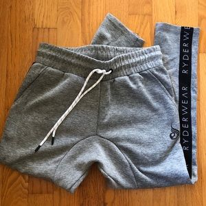 Ryderwear gray jogger